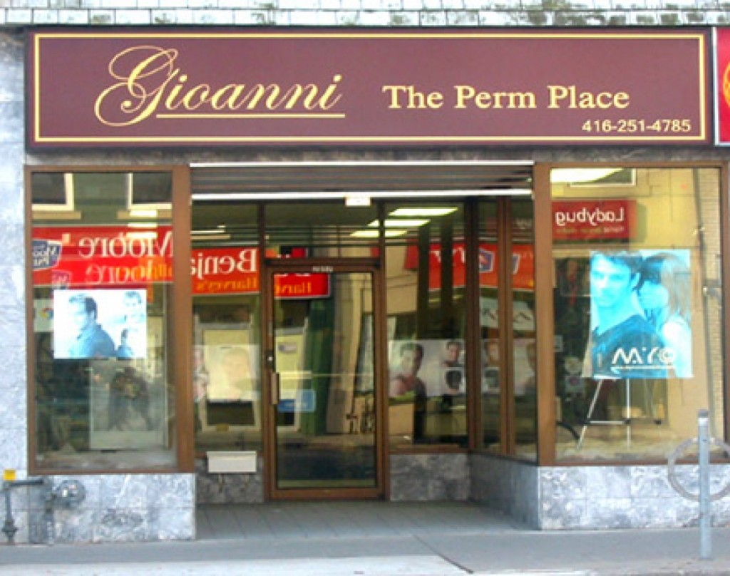 Giovanni The Perm Place