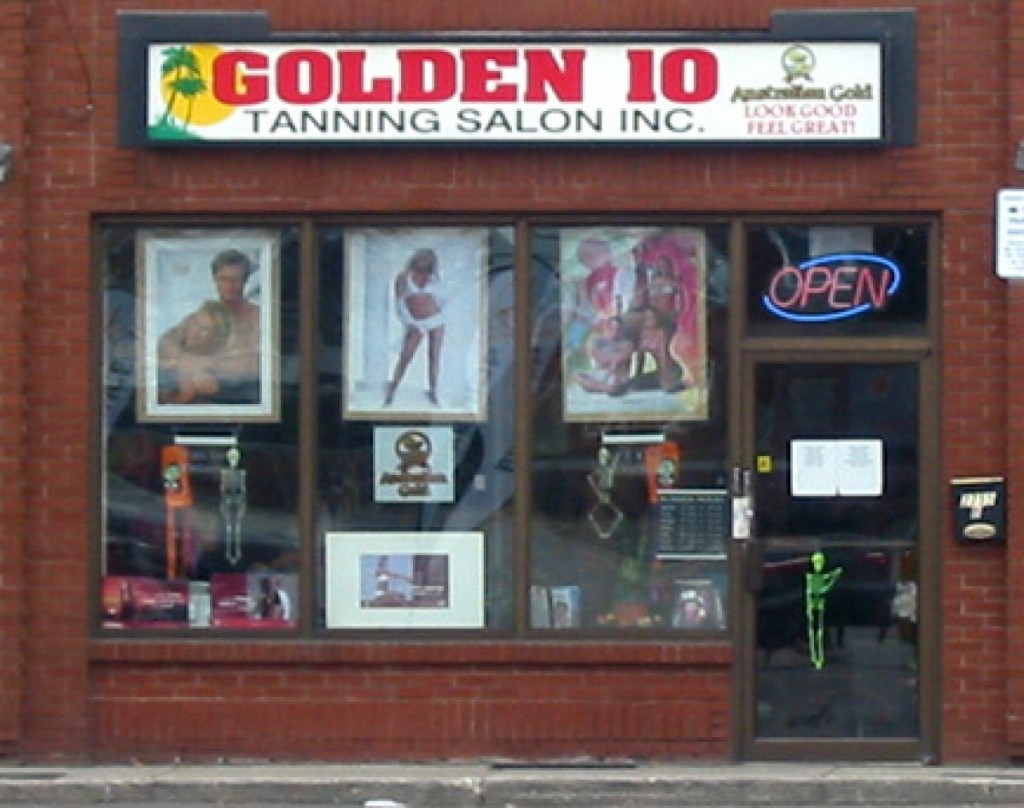Golden 10 Tanning Salon