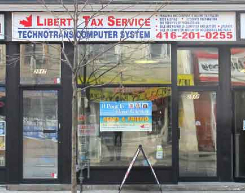 Liberty Tax and Computer Service