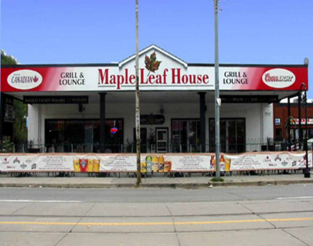 Maple Leaf Grill House