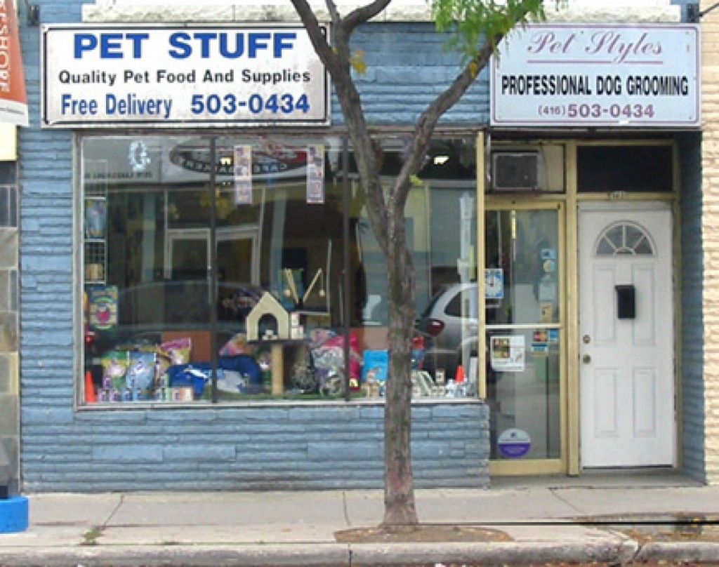 Pet Stuff and Pet grooming