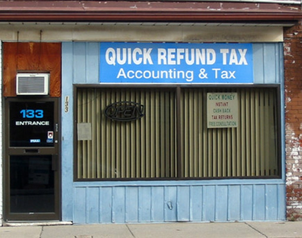 Quick Refund Tax