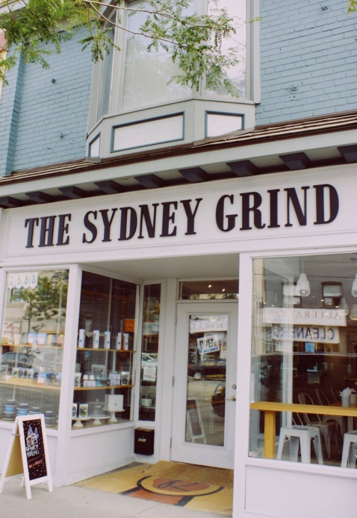 The Sydney Grind