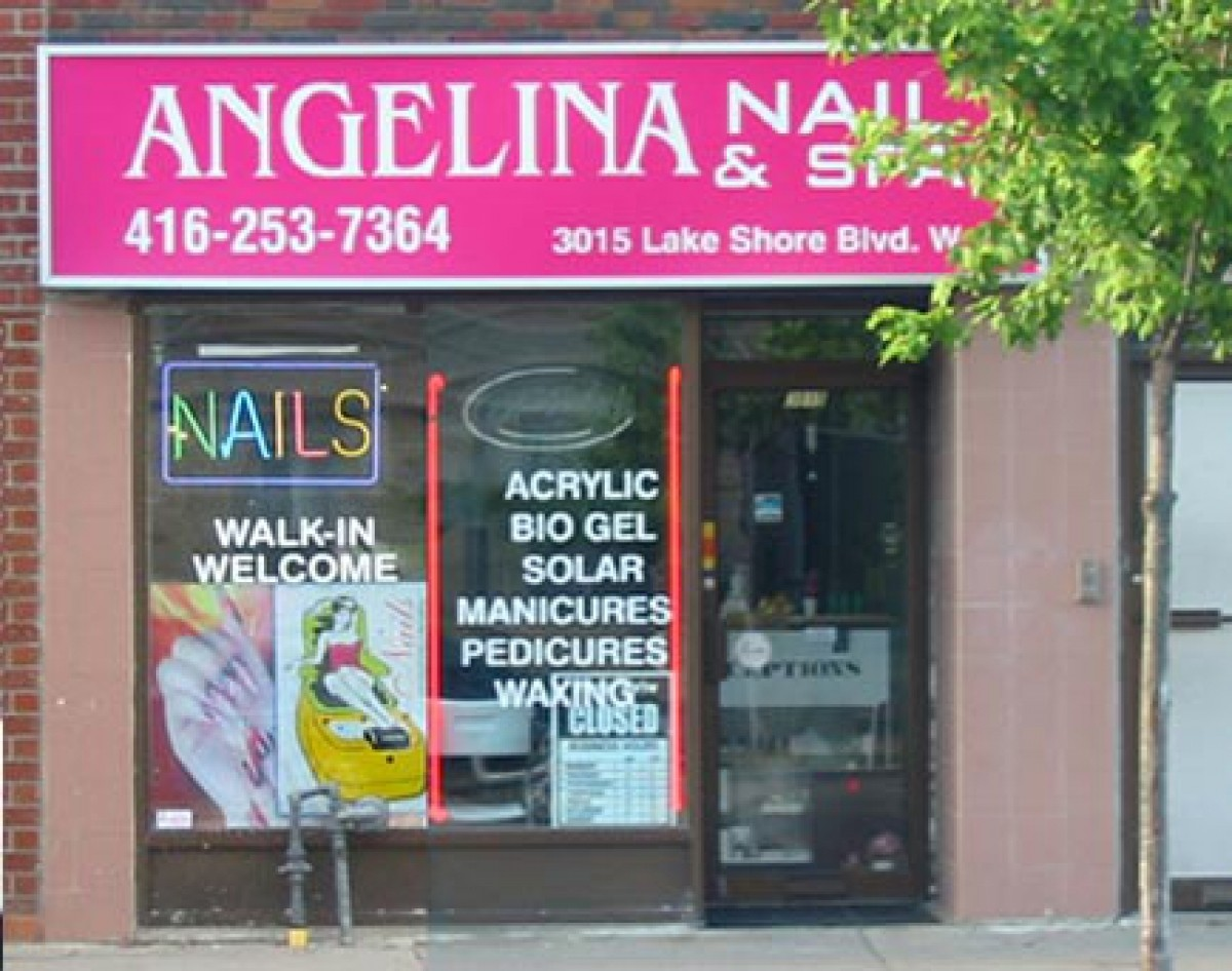 Angelina Nail and Spa