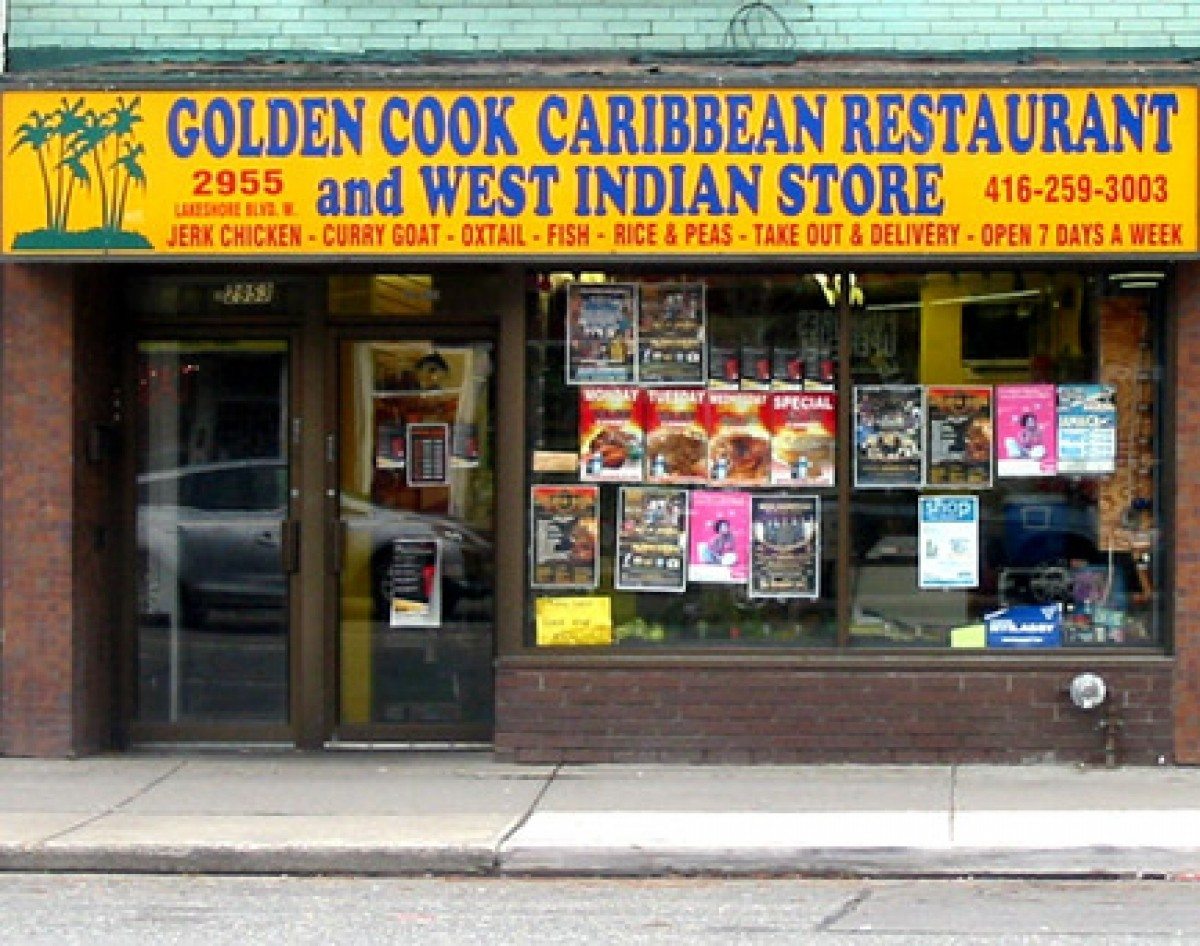 Golden Cook Restaurant