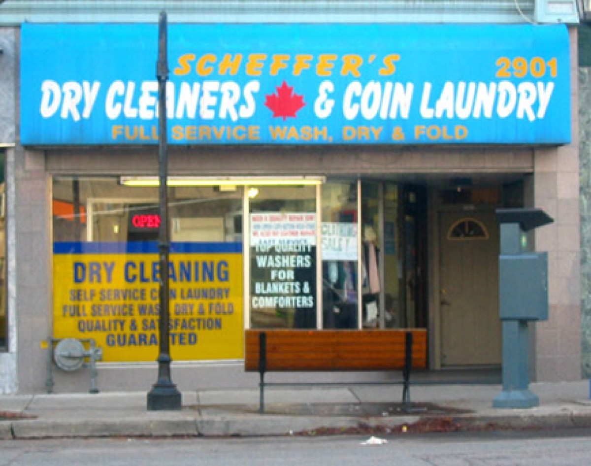 Scheffers Coin Laundry