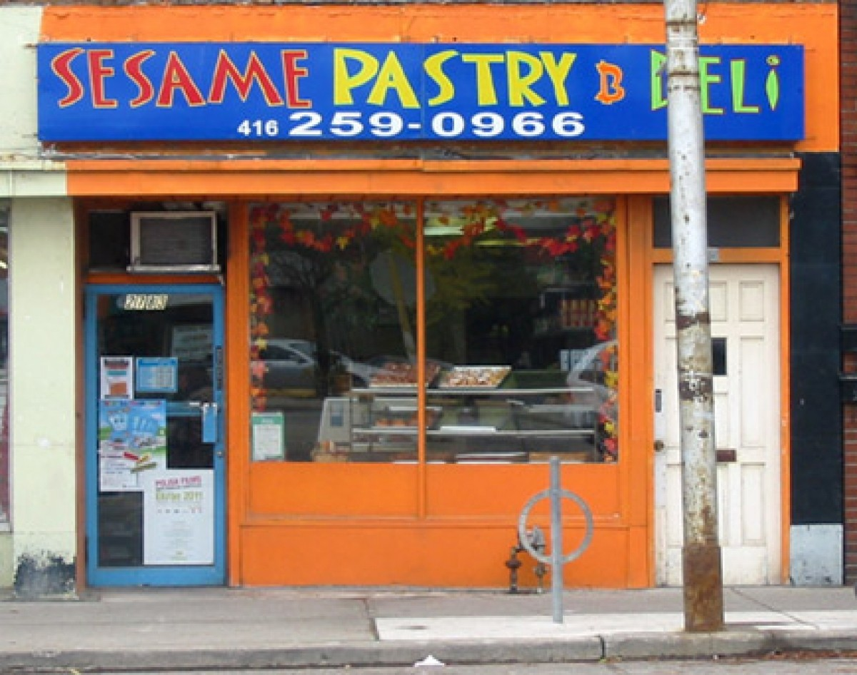 Sesame Pastry and Deli