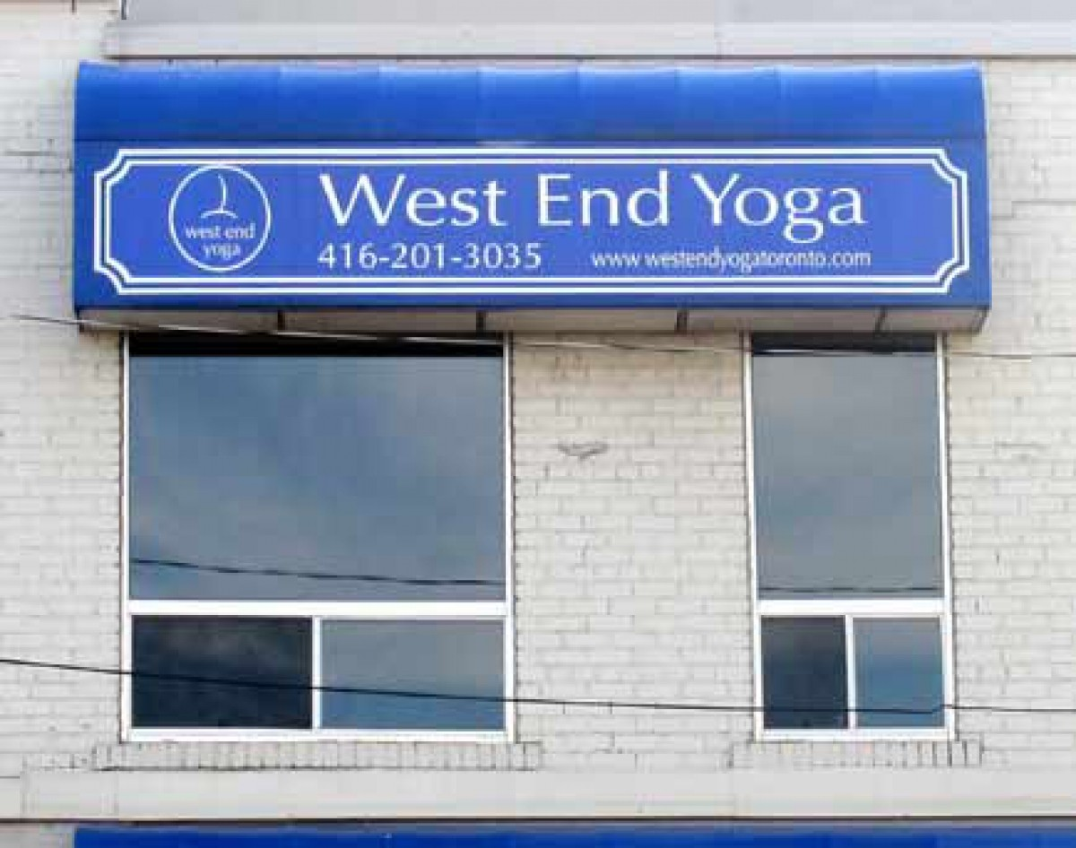 West End Yoga